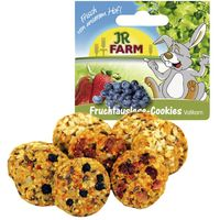 JR Farm Wholemeal Fruit Selection Cookies - Saver Pack: 2 x 8 pieces