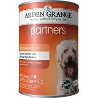 Arden Grange Partners - Chicken, Rice & Vegetables - Saver Pack: 24 x 395g