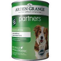 Arden Grange Partners - Lamb, Rice & Vegetables - 6 x 395g