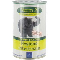 Verm-X Cat Crunchies - 60g