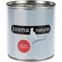 Cosma Nature 6 x 280g - Chicken & Cheese