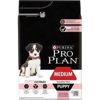 Pro Plan Puppy Medium Sensitive Skin OptiDerma - Salmon - 12kg