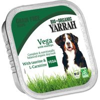 Yarrah Organic Vegetarian Chunks with Rosehip - Saver Pack: 24 x 150g
