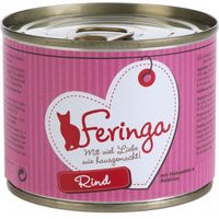 Feringa Meat Menu Saver Pack 18 x 200g - Mixed pack with 4 different varieties