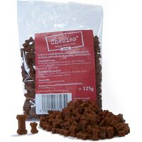 Chewies Mini Bone Treats 125g - Saver Pack: 4 x Salmon