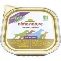 Almo Nature Daily Menu Bio Pat 9 x 300g - Beef