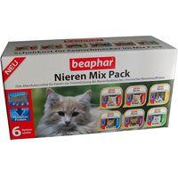beaphar Renal Diet Mixed Trial Pack 6 x 100g - 6 Varieties