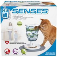Catit Design Senses Food Maze - Diameter 24cm x H 33cm