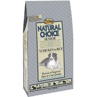 Nutro Natural Choice Senior Chicken & Rice - 10kg