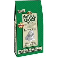 Nutro Natural Choice Adult Lamb & Rice - 12kg