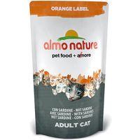 Almo Nature Orange Label Economy Packs 3 x 750g - Sardine