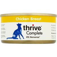thrive Complete Saver Pack 24 x 75g - Tuna Fillet
