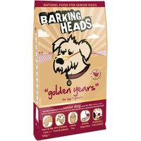 Barking Heads Golden Years Senior - 6kg