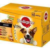 Pedigree Pouch in Gravy Multipack - 12 x 100g