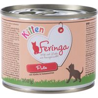 Feringa Menu Kitten Saver Pack 24 x 200g - Mixed Pack