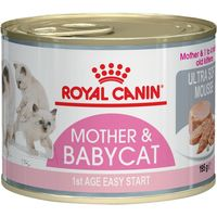 Royal Canin Babycat Instinctive Mousse - Saver Pack: 12 x 195g