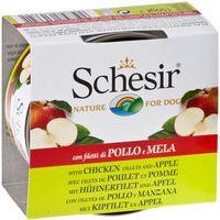 Schesir Fruit 6 x 150g - Chicken with Apple