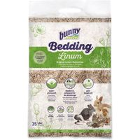 Bunny Bed OLinum Natural Linen Bedding - Economy Pack: 2 x 35l