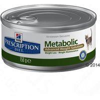 Hills Prescription Diet Feline - Metabolic - Saver Pack: 24 x 156g