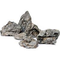 Mini Landscape Seiryu Rock - 120 cm Set: 11natural rocks, approx. 24 kg