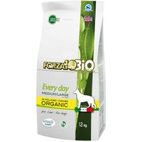 Forza 10 Bio Everyday - Medium & Large Breed - Economy Pack: 2 x 12kg