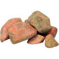 Freak Rock - Aquarium Decoration - 80 cm Set: 6 natural stones approx. 10 kg