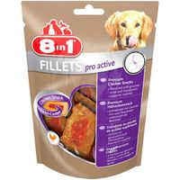 8in1 Fillets Pro Active 80g - Small Size