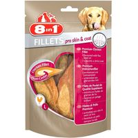 8in1 Fillets Pro Skin & Coat 80g - Small Size