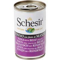 Schesir 6 x 140g - Tuna & Ham in Stock