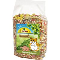JR Farm Feast for Hamsters - Economy Pack: 2 x 600g