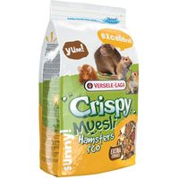 Crispy Muesli - Hamsters & Co - Economy Pack: 2 x 2.75kg