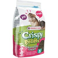 Crispy Pellets Chinchillas & Degus - Economy Pack: 2 x 1 kg