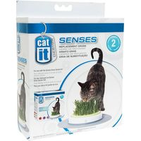 Catit Design Senses Grass Garden - Garden Set