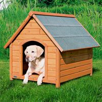 Dog Kennel Trixie Natura Pitched Roof - Size L