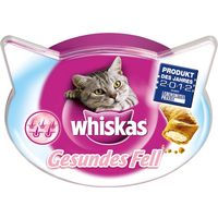 Whiskas Healthy Coat - Saver Pack: 3 x 50g
