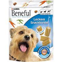 Beneful Delicious Snack Brushes Milk & Calcium - 130g