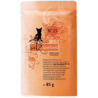 Catz Finefood Pouch 8 x 85g - Poultry