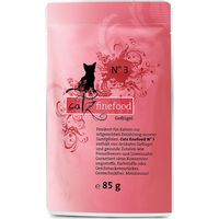 Catz Finefood Pouch Mixed Saver Pack 12 x 85g - Mixed Saver Pack II