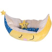 Snuggle Bed Moon - 70 x 45 x 30 cm (L x W x H)