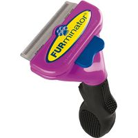 FURminator DeShedding Tool - Short Hair Cats - Small