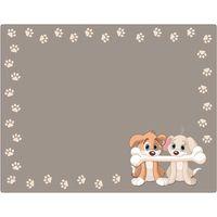 Little Dogs Placemat - 54 x 42 cm (L x W)