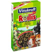 Vitakraft Green Rollis - Saver Pack: 2 x 500g