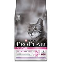 Purina Pro Plan Delicate Cat Optirenal - Rich in Turkey - 1.5kg