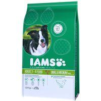 Iams Proactive Health Adult Small & Medium Dog - Rich Chicken - 12kg