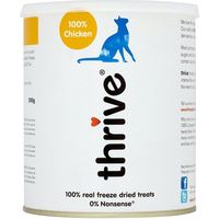 thrive Cat Treats Maxi Tube - Chicken - Saver Pack: 3 x 200g