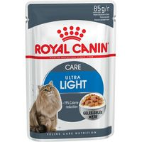 Royal Canin Ultra Light in Jelly - 12 x 85g