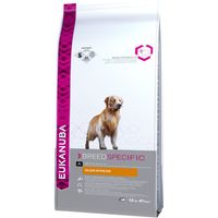 Eukanuba Golden Retriever Adult - Economy Pack: 2 x 12kg