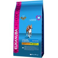 Eukanuba Medium Breed Mature & Senior - Economy Pack: 2 x 15kg