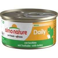 Almo Nature Daily Menu 6 x 85g - Mousse with Ocean Fish