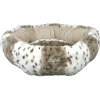 Trixie Leika Plush Dog Bed - Diameter 50cm